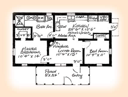 Larger floor plan image