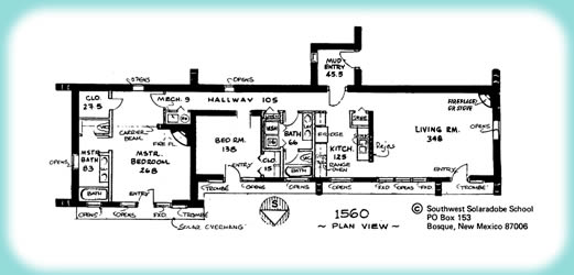 Click to view larger image of house plan 1560