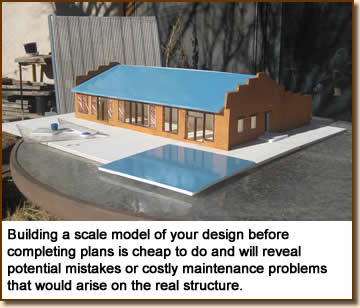 Building a scale model