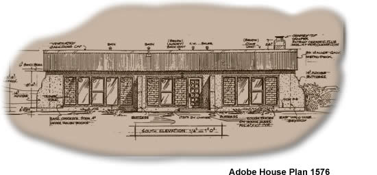 Adobe Home Plans from Houseplans.com