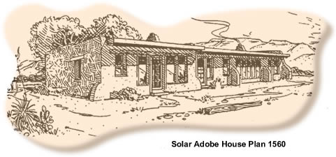 Adobe House Plans on Adobe Builder Brings You Home To   Adobe House Plans  Low Cost And